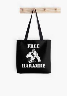 Free Harambe (White)