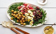 Green Bean Niçoise Salad