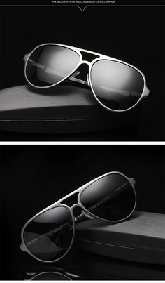 nice 7 in 1 men's quality material Polarized aluminum magnesium Sun glasses sunglasses eyeglasses eyewears oculos de sol gafas D2-2