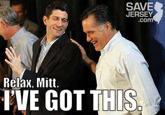 Relax, Mitt.