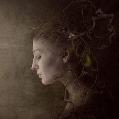 Photo Manipulation Art by Simone Held