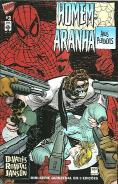 Crítica   Homem-Aranha: Anos Perdidos