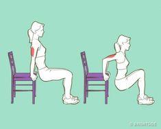 Questi esercizi ti aiuteranno a modellare alla grande le braccia