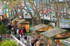 Bryant Park Shops New York