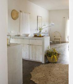 Modern French Beachy Formentera House | 2Modern Blog
