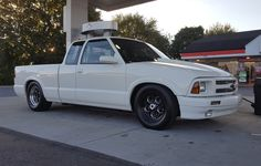 JEGS Customer, Tanner Mellinger, Shares His Chevy S-10 Sporting JEGS SSR Wheels. Like the Look? http://www.jegs.com/p/JEGS-Performance-Products/JEGS-SSR-Mag-Wheels/3629201/10002/-1 #trucktuesday #JEGSSSR #wheels #rims