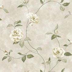 Rosaline Floral Grey - QE14031 from Quintessential II book