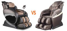 A comparison of the Osaki OS-4000 and the Ogawa Refresh Massage Chair. Massage Chair Plus will help make your purchase easier.   MCP   Massage chair Plus   Massagechairplus.com