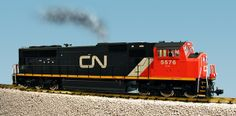 USA Trains SD70 MAC Locomotive