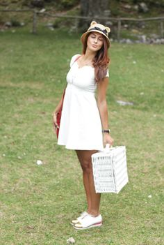 Into the groove fashion blog By Marie Zamboli: Look da Picnic