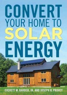 With the cost of heating oil and electricity fluctuating wildly, consumers are clamoring for information on alternative energy. This source book covers all the relevant technologies, including solar s