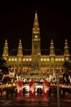 Christmas in Vienna, Austria http://imgsnpics.com/christmas-in-vienna-austria/