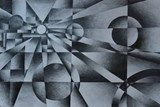 Shattered values lesson - cubism/ balance/ value