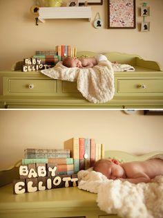 Elliott's Nursery & Newborn Session