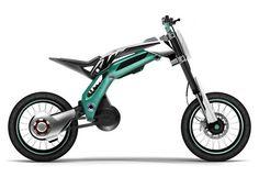 KTM Trik, Bike, future bike, electric bike, Marc Devauze, Cyril Mathieu…                                                                                                                                                                                 More