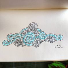 6. Nubes . #jarsart #jartober2020 #clouds #cloudy #nubes Jar, Clouds, Instagram, Decor, Decoration, Decorating, Jars, Glass, Deco