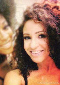 Danielle Peazer! she has a natural beauty