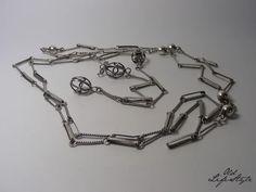 Naszyjniki Rytosztuka/ necklaces Rytosztuka/ polish vintage jewellery/ vintage silver necklace/ polish PRL jewellery #vintagejewellery #polishjewellery #PRLjewellery #polskabiżuteria #polskabiżuteriaPRL #necklace #Rytosztuka
