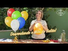 Desvendando o mito do balão! E ensinando a maneira correta de enche-los. - YouTube