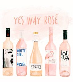 yes way rose print