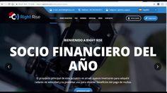 Que es y Como Funciona Right Rise  NUEVO Metodo Para GANAR DINERO en Int...