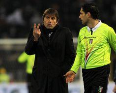 "Calciomercato Juventus, Conte: ""Sarò il Ferguson bianconero"""