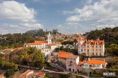Guía con lo mejor para ver en Sintra en uno o dos días. Sintra es uno de los pueblos más bonitos de Portugal, ideal para hacer turismo desde Lisboa