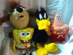 Other Film & Disney Character Toys Spongebob Patrick, Christmas Stocking Fillers, Disney Films, Looney Tunes, Dinosaur Stuffed Animal, Amazon, Toys, Animals, Activity Toys
