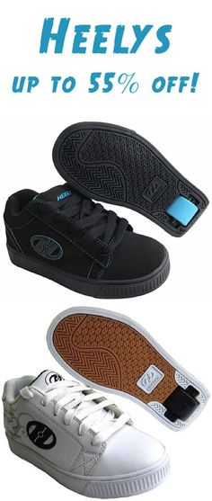 Heelys Shoe Sale ~ up to 55% off!!  #shoes