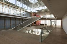 Gallery - Head Office of AGC Glass Europe / SAMYN and PARTNERS - 21