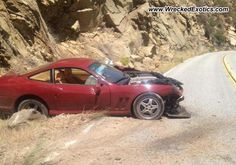Exotic car wrecks of the week August 12, 2013