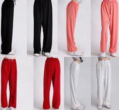 Barato 4 cores unisex verão bloomers calças calças de artes marciais taiji tai chi kung fu, Compro Qualidade Calças marciais diretamente de fornecedores da China: 4 cores unisex verão bloomers calças calças de artes marciais taiji tai chi kung fu