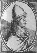 Blessed Gregory X  Papacy began1 September 1271  Papacy ended10 January 1276  PredecessorClement IV  SuccessorInnocent V  Personal details  Birth nameTeobaldo Visconti  Bornca. 1210  Piacenza, Holy Roman Empire  Died10 January 1276  Arezzo, Holy Roman Empire