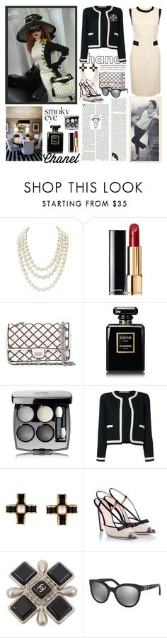 """""""FAVORITE DOLL FASHIONS FALL  The Coco Chanel Style Rules"""" by nefertiti1373 ❤ liked on Polyvore featuring Chanel, NETGEAR and Giambattista Valli"""