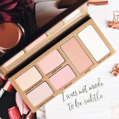 LOV Cosmetics - Shape x Glow Face palette www.at Face Palette, Bronzer, Glow, Eyeshadow, Make Up, Blushes, Shapes, Cosmetics, Beauty