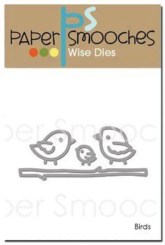 Birds Dies by Paper Smooches