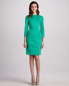 Nanette Lepore Suits On Sale | Nanette Lepore Avon Vale Ponte Dress