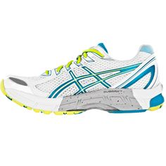 The BEST shoe I have ever run in. Comfortable, fits great, helps with my flat feet - a great shoe!