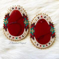 (Customer Order) Beaded Earrings Native, Beaded Earrings Patterns, Native Beadwork, Seed Bead Earrings, Beading Patterns, Beaded Jewelry, Handmade Jewelry, Brick Stitch Earrings, Beadwork Designs