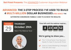 A Step-by-Step Guide to Creating a High Converting Webinar - http://letsgocash.com/a-step-by-step-guide-to-creating-a-high-converting-webinar/