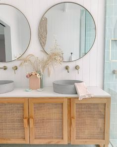 File under: bathroom inspiration ✨ Shop the last of our Luxe bath collection o… – BATH by The Beach People – einrichtungsideen wohnzimmer Bad Inspiration, Bathroom Inspiration, Dream Bathrooms, Beautiful Bathrooms, Lavabo Design, Bathroom Interior Design, Interior Livingroom, Cheap Home Decor, Home And Living