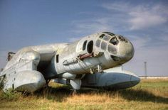 abandoned airfields | Thailand Aviation: Abandoned Soviet Aircraft With BBA-14 Airplane