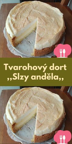 Czech Recipes, Mini Cheesecakes, Cake Pops, Camembert Cheese, Food And Drink, Menu, Sweets, Baking, Desserts