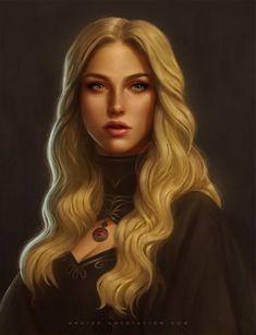 Female Character Inspiration, Fantasy Character Design, Fantasy Inspiration, Character Drawing, Digital Art Girl, Digital Portrait, Portrait Art, Fantasy Characters, Female Characters