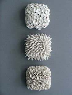 Heather Knight of Elements creates the most beautiful ceramic sculpture inspired by succulents.