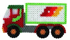 Hama Trucks: Amazon.co.uk: Toys & Games
