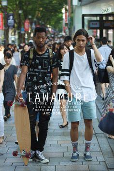 #Fashion 戯 -TAWAMURe- SNAP#5