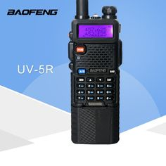 Baofeng UV 5R 3800 Walkie Talkie 5W Dual Band Radio transceiver cb radio communicator portable radio walkie talkie UV-5R Review Bandy, Guns And Ammo, Walkie Talkie, Talk To Me