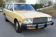 Cars Of A Lifetime: 1978 Toyota Corona Wagon – Alaska Or Bust(ed)