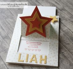 Baby Card for Liah